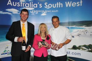 Finest produce from the region showcased at Nola Marino's South West Sensations 2011.